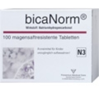 Fresenius Medical Care Dtl. GmbH BICANORM magensaftresistente Tabletten 100 St