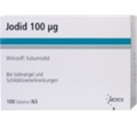 JODID 100 Tabletten - 100St