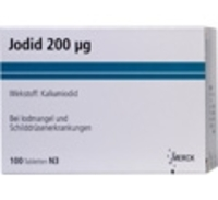 JODID 200 Tabletten - 100St