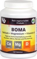 CALCIUM+MAGNESIUM+Vitamin D Tabletten - 120St