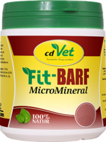 FIT-BARF MicroMineral Pulver f.Hunde/Katzen - 500g