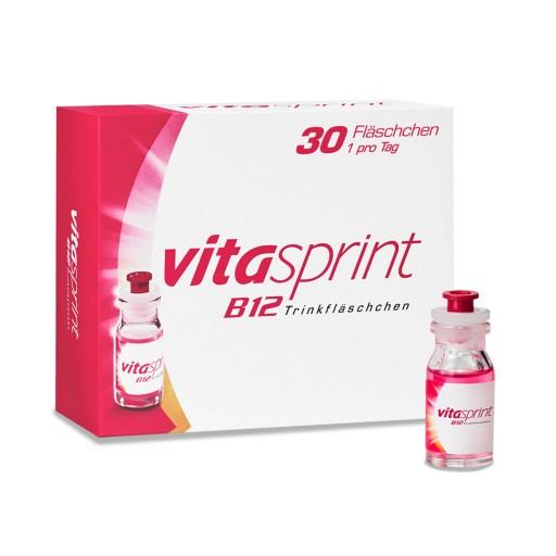 Pfizer Consumer Healthcare GmbH VITASPRINT B 12 Trinkampullen 30 St