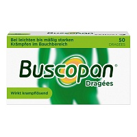 BUSCOPAN Dragees - 50St