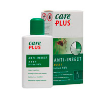 CARE PLUS Deet Anti Insect Lotion 50% - 50ml - Insektenschutz