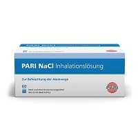 PARI NaCl Inhalationslösung Ampullen - 60X2.5ml