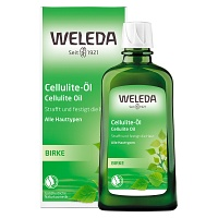 WELEDA Birke Cellulite-Öl - 200ml