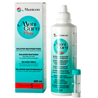MENI CARE Plus Kontaktlinsenpflegemittel - 250ml