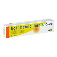 HOT THERMO dura C Creme - 50g