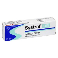 SYSTRAL Hydrocort 0,5% Creme - 30g