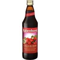 RABENHORST Cranberry Muttersaft - 700ml