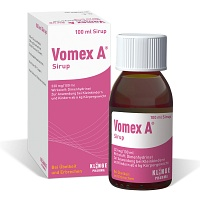 VOMEX A Sirup - 100ml