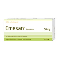 EMESAN Tabletten - 50St