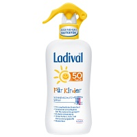 LADIVAL Kinder Spray LSF 50 - 200ml