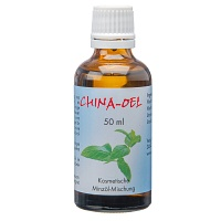 CHINA ÖL - 50ml