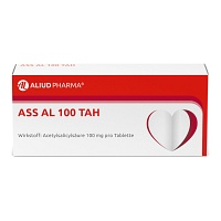 ASS AL 100 TAH Tabletten - 100St