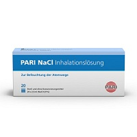 PARI NaCl Inhalationslösung Ampullen - 20X2.5ml