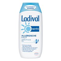LADIVAL allergische Haut Apres Gel - 200ml