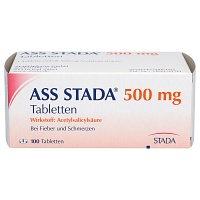 ASS STADA 500 mg Tabletten - 100St