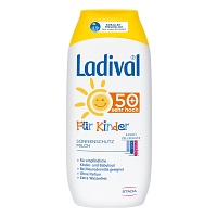 LADIVAL Kinder Sonnenmilch LSF 50+ - 200ml