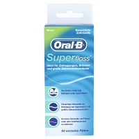 ORAL B Zahnseide Superfloss - 1St