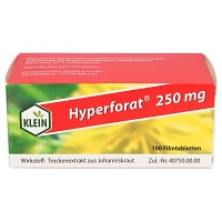 HYPERFORAT 250 mg Filmtabletten - 100St