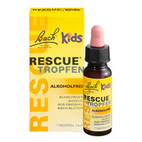 BACH ORIGINAL Rescue Kids Tropfen - 10ml - Bachblueten