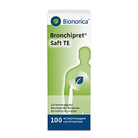 BRONCHIPRET Saft TE - 100ml