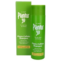 PLANTUR 39 Coffein Shampoo Color - 250ml - Haarausfall