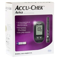 ACCU CHEK Aviva III Set mg/dl - 1St