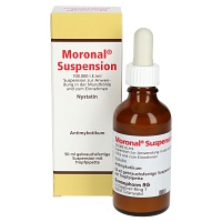 MORONAL Suspension - 50ml