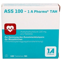 ASS 100-1A Pharma TAH Tabletten - 100St