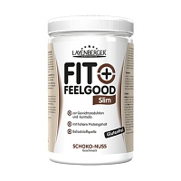 LAYENBERGER Fit+Feelg.SLIM Mahlz.Ersat.Schoko-Nuss - 430g