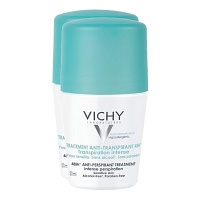 VICHY DEO Roll-on Anti Transpirant 48h Doppelpack - 2X50ml