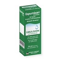 ESPUMISAN Emulsion - 30ml - Blähungen