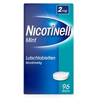 NICOTINELL Lutschtabletten 2 mg Mint - 96St