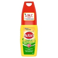 AUTAN Tropical Pumpspray - 100ml