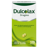 DULCOLAX Dragees magensaftresistente Tabletten - 100St