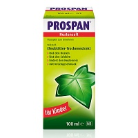 PROSPAN Hustensaft - 100ml