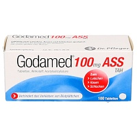 GODAMED 100 TAH Tabletten - 100St