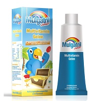 MULGATOL Junior Gel - 150ml
