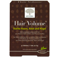 HAIR VOLUME Tabletten - 30 St - preisapo.de