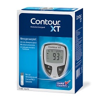 CONTOUR XT Set mg/dl - 1St