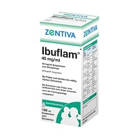 IBUFLAM 40 mg/ml Suspension zum Einnehmen - 100ml