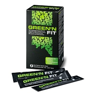 GREEN'N FIT Trinkgranulat - 20St - Fitness
