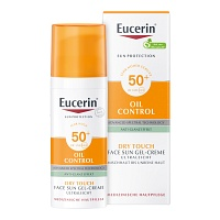 EUCERIN Sun Gel-Creme Oil Contr.Anti-Gl.Eff.LSF50+ - 50ml