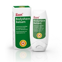 ILON Bodyshave Balsam - 100ml