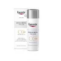EUCERIN Anti-Age HYALURON-FILLER CC Cream hell - 50ml